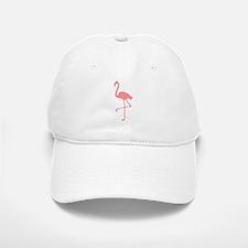 Flamingo Baseball Baseball Cap