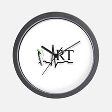 Respiratory Therapy 8 Wall Clock