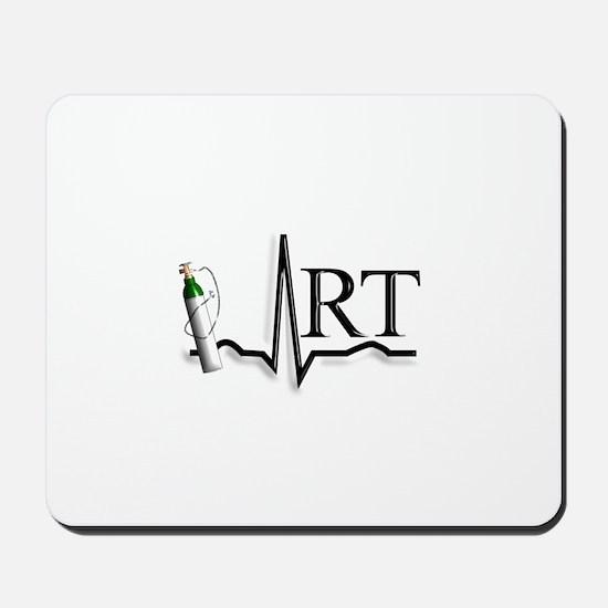 Respiratory Therapy 8 Mousepad