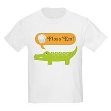 Alligator Dental Hygienist T-Shirt