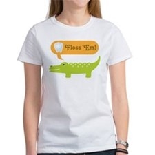 Alligator Dental Hygienist Tee