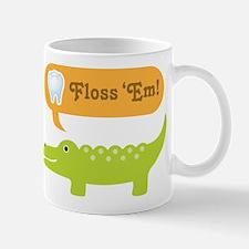 Alligator Dental Hygienist Mug