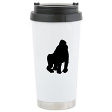 Gorilla Travel Mug