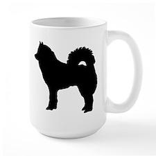Eurasian dog Mug