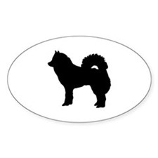 Eurasian dog Decal