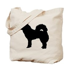 Eurasian dog Tote Bag