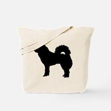 Eurasian dog Tote Bag