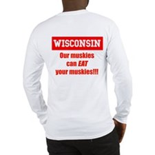 Unique Musky Long Sleeve T-Shirt