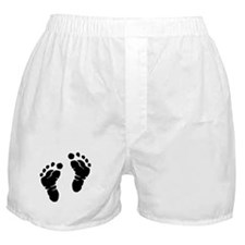 Footprints Boxer Shorts