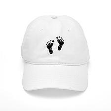 Footprints Baseball Cap