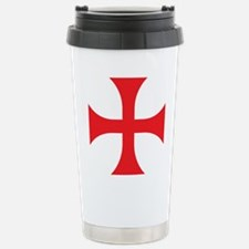 Knights Templar Travel Mug