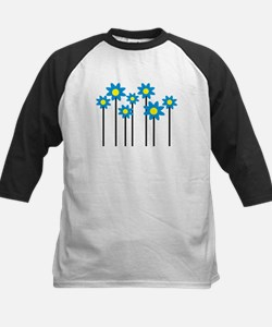 Colored flowers Tee