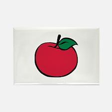 Apple Rectangle Magnet