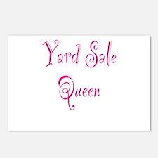 Yard Sale Queen Postcards (Package of 8)