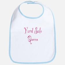 Yard Sale Queen Bib