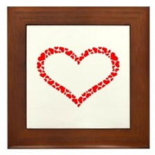 Heart Framed Tile