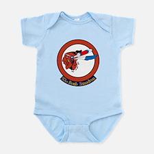 93rd Bomb Squadron Infant Bodysuit