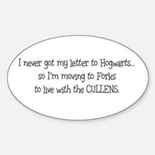 Moving to Forks Decal