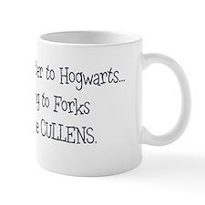 Moving to Forks Small Mug