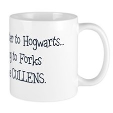 Moving to Forks Small Mugs