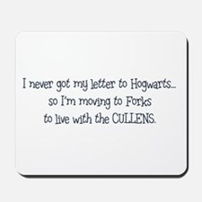 Moving to Forks Mousepad
