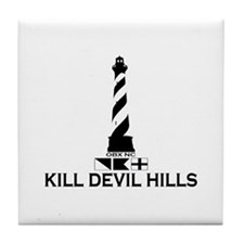 Kill Devil Hills NC - Lighthouse Design Tile Coast