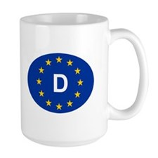 EU Germany Mug