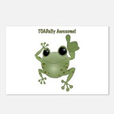 Toadally Awesome! Postcards (Package of 8)