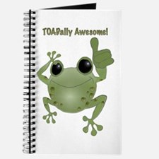 Toadally Awesome! Journal