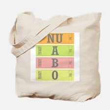 f(x) NU ABO Tote Bag