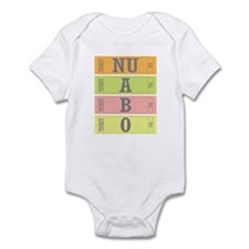 f(x) NU ABO Infant Bodysuit