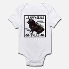 Seal teams Infant Bodysuit