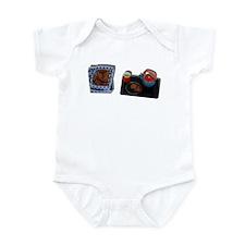 Tea Time Infant Bodysuit