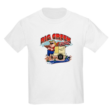 Big Creek BBQ Kids T-Shirt