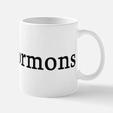 I Love Mormons Mug