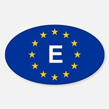 EU Spain Decal