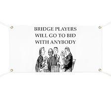 duplicate bridge player Banner