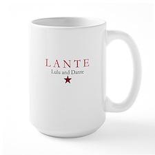 Lante Lulu and Dante Star Mug