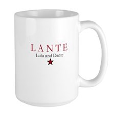 Lante Lulu and Dante Star Mug