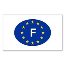 EU France Decal