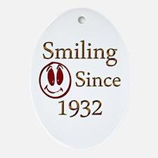 Funny Anniversaries Oval Ornament