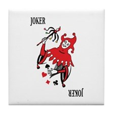 Joker Tile Coaster