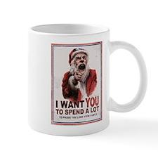 Uncle Santa Mug