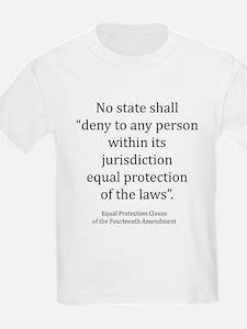 Equal Protection T-Shirt
