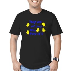 Respiratory Therapy 8 Men's Fitted T-Shirt (dark)