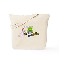 Packsalotl Tote Bag