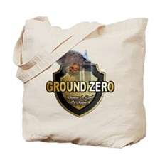 Unique Ground zero Tote Bag
