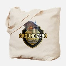 Funny Ground zero Tote Bag