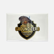 Cute Grounded Rectangle Magnet