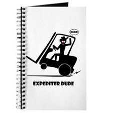 EXPEDITIN' DUDE Mugs Journal
